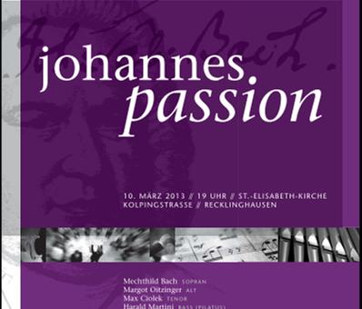 J. S. Bach Johannespassion