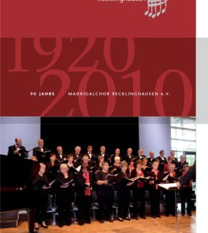 90 Jahre Madrigalchor Recklinghausen – Festkonzert