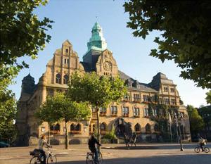 Konzert zum 100. Geburtstag des Rathauses Recklinghausen